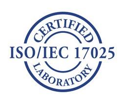 ISO / IEC 17025 Zertfizierung